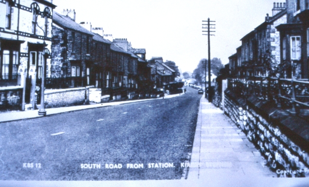 South Road
